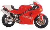 Thumbnail Ducati 888 1991-1994 service repair manual