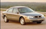 Thumbnail Mercury Sable 2000 to 2005 Factory Service SHop repair manual