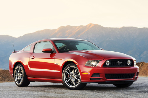 Product picture Ford Mustang 2013-2014 V6/GT/CS Factory Service Workshop repair manual Download